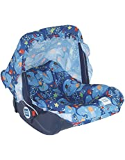 Mee Mee 5 in 1 Baby Cozy Carry Cot Cum Rocker (Dark Blue)