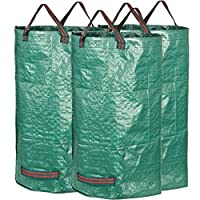 GardenMate pack of 3 large 120L garden waste bags (H76 cm, D45 cm)