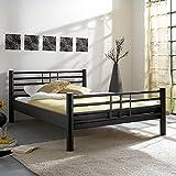 Pharao24 Bett aus Eisen Schwarz Ausführung 14