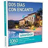 Smartbox Caja Regalo -DOS DÍAS CON ENCANTO - 1060 hoteles de hasta 4*, casas rurales, masías y cortijos en España, Italia, Francia y Portugal