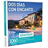 SMARTBOX - Caja Regalo -DOS DÍAS CON ENCANTO - 1060 hoteles de hasta 4*, casas...