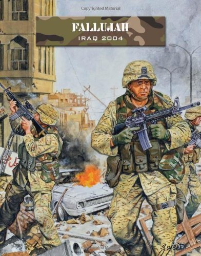 Fallujah: Iraq 2004 (Force on Force) by Ambush Alley Games (2012-08-21)