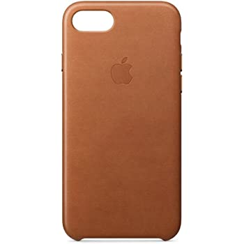 Apple Original MQH72ZM/A Leather Phone Case (Saddle Brown)