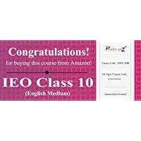 Practice Guru Topic Wise Tests For IEO Class 10 (Voucher)