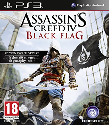 assassin' s creed iv: black flag [playstation 3]