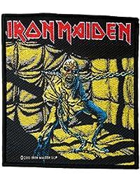 Unbekannt Iron Maiden–Piece of Mind [Patch/Parche, Tejida] [sp2523