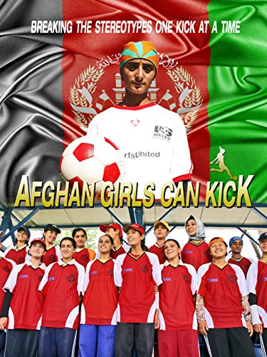 Afghan Girls Can Kick