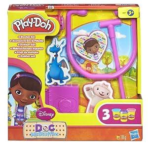 Play-Doh Disney Doc MCStuffin Doctor Kit Playset