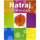 Natraj Big Autostick Photo - 20 Sheet Size - 11 inch x 13 inch approx.(28cm x 33cm) Album
