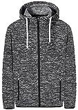 Faston Strickjacke Herren Sweatjacke Kapuzen-Jacke Cardigan Sportswear Men's Full-Zip Hoodie Sweatshirts