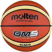 Molten Basketball BGM5, Orange/Creme, Gr. 5