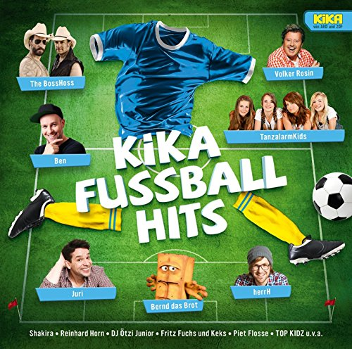 VA-Kika Fussball Hits-DE-CD-FLAC-2016-NBFLAC Download