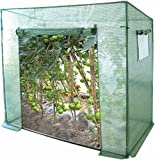 Harbour Housewares Tomato/Vegetable Greenhouse/Growbag With Strong Reinforced Cover & Side Ventilation