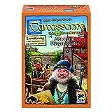 Hans im Glück Schmidt Spiele 48257 Carcassonne, Abtei und Bürgermeister, Erweiterung 5, Edition, Spiel und Puzzle