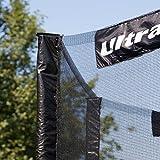 Ultrasport Sicherheitsnetz für Gartentrampolin Ultrasport / Ultrafit Jumper Blau (Modelle bis Mai 2014), 251 - 430 cm, 305cm - 6
