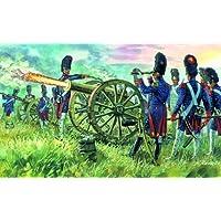 Italeri 6135S - Artillería francesa, Guerras Napoleónicas