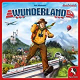 Pegasus Spiele 52200G - Wunderland, Brettspiel