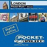 Pocket-Pilot London: Einzelkarten: Zentrum, Großraum & Region - Öffentliche Verkehrsmittel - Sehenswürdigkeiten - Ausflüge - Wissenswertes - Klima - .. - und vieles mehr - Englische Ausgabe - Markus Borch