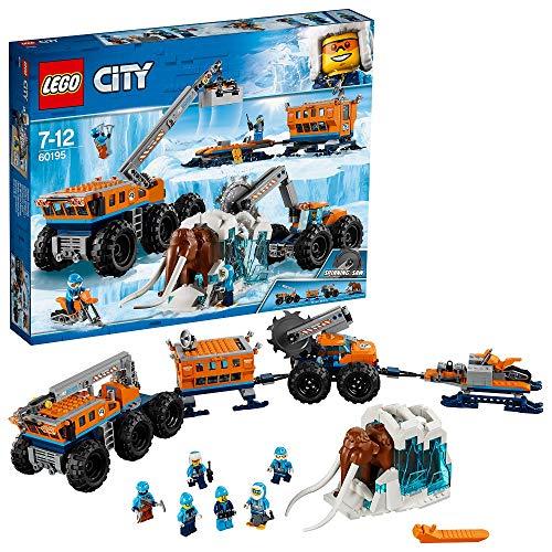LEGOCity Mobile Arktis-Forschungsstation 60195 - Dschungel Labor Lego