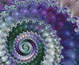 StitchX Cross Stitch Fractal 127 Pattern