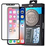 Remax Caesar 3D Tempered Glass Shield 9H Front and Back for iPhone X