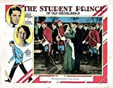 The Student Prince In Old Heidelberg Poster Drucken (35,56
