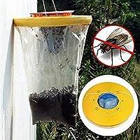 HAVIL Fliegenfalle Insekt Bug Wasp Catcher kein Gift sicher wirksamen Killer von Fliegen