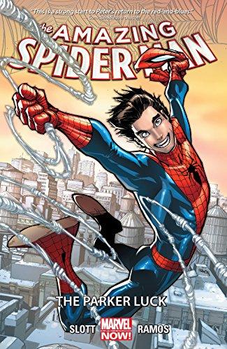 Amazing Spider-Man Vol. 1: The Parker Luck (English Edition) por Dan Slott