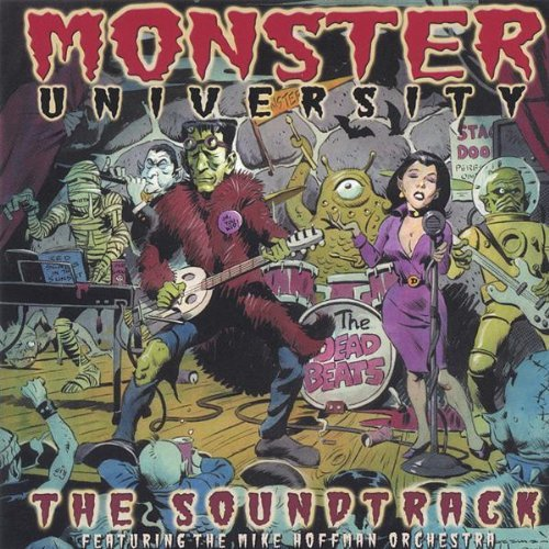 Monster University by Mike Hoffman (2005-12-13)
