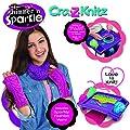 Cra-Z-Art Shimmer and Sparkle Cra-Z-Knitz Ultimate Design Set