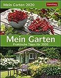 Mein Garten Wissenskalender. Tischkalender 2020. Tageskalendarium. Blockkalender. Format 12,5 x 16 cm - Ulrich Thimm