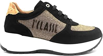 ALVIERO MARTINI Scarpe da Donna 1 Classe 0731 Sneakers Casual Sportive Stringate