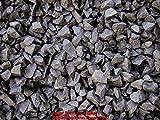 50 Sack Basaltsplitt schwarz a´ 20 kg, 8-16 mm