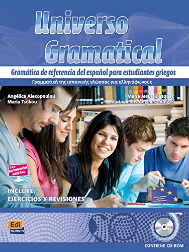 Universo gramatical Grecia (Gramática)