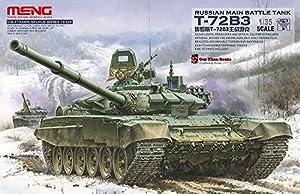 Unbekannt Meng TS -028Maqueta de Russian Main Battle Tank T de 72b3