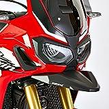 Extensión Guardabarros Delantero Honda Africa Twin CRF 1000 L 16-18 Bodystyle negro mate