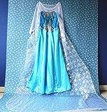Adultos vestido de princesa de disfraz de las mujeres