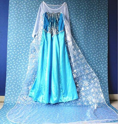 Princess Kleid Kostüm (Dornröschen Kleid Für Erwachsene)