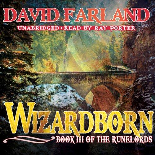 Wizardborn  Audiolibri