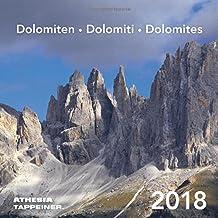 Dolomiten Postkartenkalender 2018