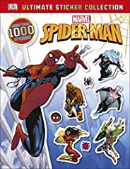 Marvel Spider-Man Ultimate Sticker Collection