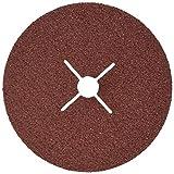 Hitachi - 753192 - Discos de Lija para amoladoras angulares 180 mm grano 24 para METAL, 1 unidad