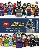 Lego DC Comics, L'encyclopédie des personnages