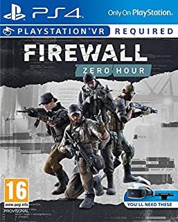 Firewall : Zero Hour PS VR (B07F84FQBQ)   Amazon Products