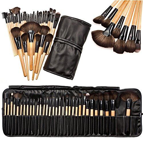 HONG98 Set de brochas de maquillaje 32 piezas/Maquillaje de...
