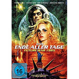 Das Ende aller Tage - Future War 198X, 1 DVD