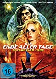 Das Ende aller Tage - Future War 198X [Limited Edition] ANIME
