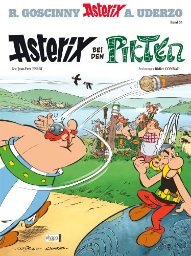 neuer asterix comic