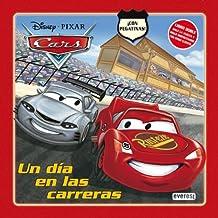 Cars. Un día en las carreras/Visión nocturna. Libro de lectura doble (Cars / Libros de lectura)