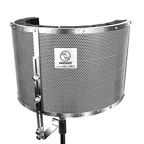 neewer-protector-filtro-microfono-aislamiento-amortiguador-cabina-de-aislamiento-vocal-con-panel-de-
